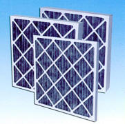 CPP - WCB Carbon Pleated Filter