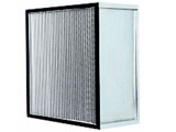 GG Traditional HEPA Filters (High Efficiency Particulate Air)