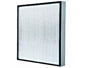 Mini-pleat Separatorless style HEPA/ULPA Filters
