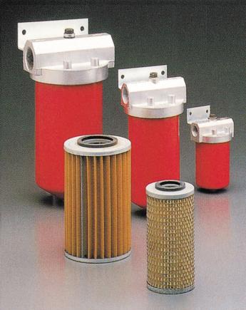 Low pressure Filters